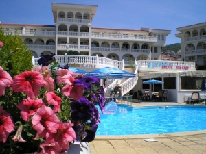 Dinevi resort- second and third line, Sveti Vlas